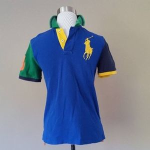 Boy's Shirt POLO 10-12